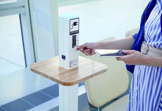 様々なシーンで充電サービスを提供できます。
