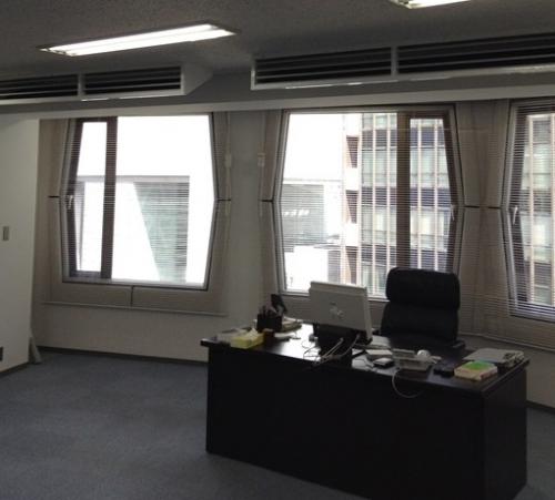 オフィス空調カバー